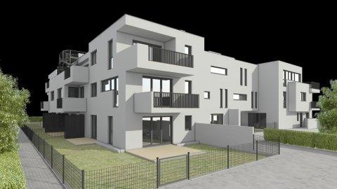 3D Visualisierung-en, 3D Renderings, Immobilien-Projekt Himberg, 3D Werbeagentur 1060 Wien