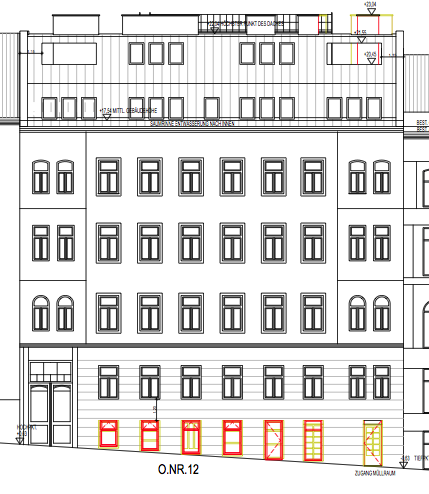 3D Visualisierungen Wien, Renderings, Architektur in 3D, Folder Mappe, Immobilien-Promotion