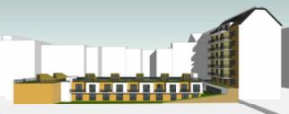Rennweg 73 :: parks73 Bauträger Marketing für ein neues Bau-Projekt :: Markenentwicklung