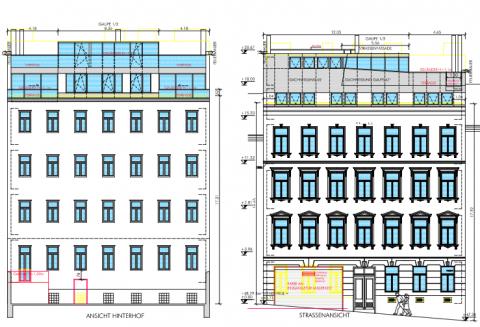 Real Estate Marketing :: Immobilien-Promotion, Logo-Markenentwicklung, Verkaufs-Broschüre-Prospekt, 3D Renderings, Homepage, Banner, 3D Visualisierungen Wien