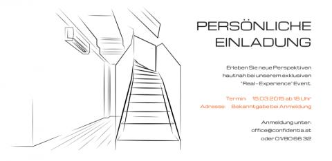 immoPLUS-Event :: Einladungen, Event, Organisation
