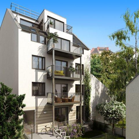 Außenvisualisierungen MAUTNER MARKHOF Boulevard 3D Hof cam _02_V03