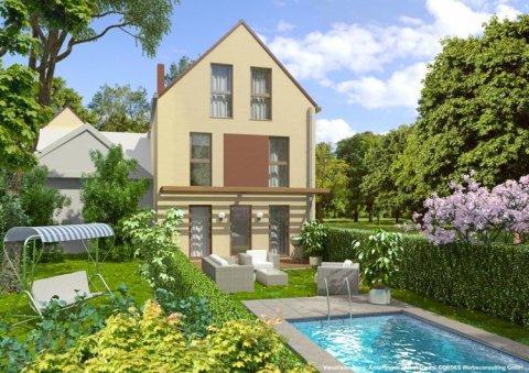 3d Renderings, Architektur in 3D, Immobilien-Projekt in der Fillenbaumgasse 37, 1210