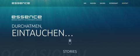 Website, Homepage Programmierung