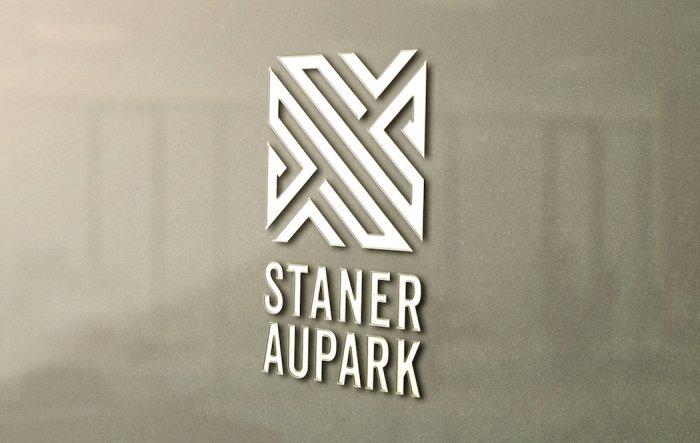 LOGO Staner Aupark Gewerbeprojekt