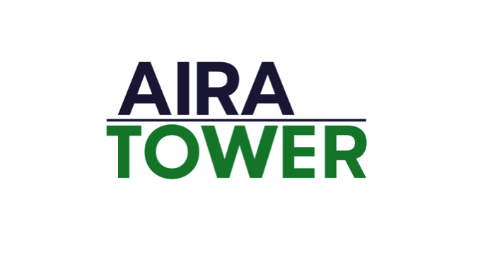 LOGO AIRA TOWER in Graz