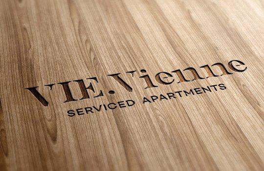 VIE.Vienne Service Apartments im Herzen der Stadt Wien 1010 :: Branding, Markenentwicklung