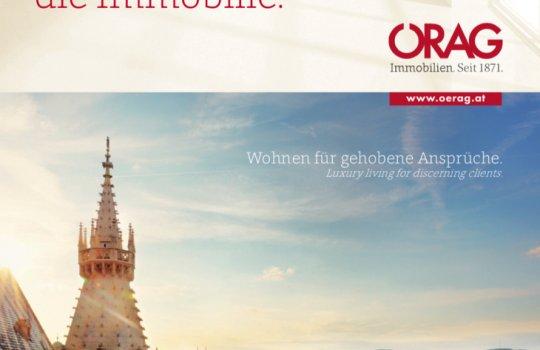 ÖRAG eine Image-Broschüre
