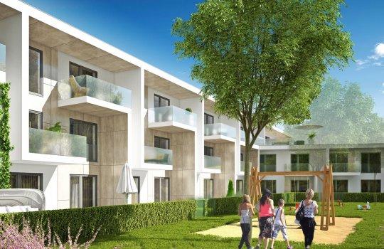 Architektur in 3D Kleingasse Wettbewerb :: Alpenland