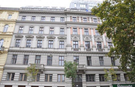 WK Development :: Kolingasse 15 + 17 Wien :: Immobilien Promotion