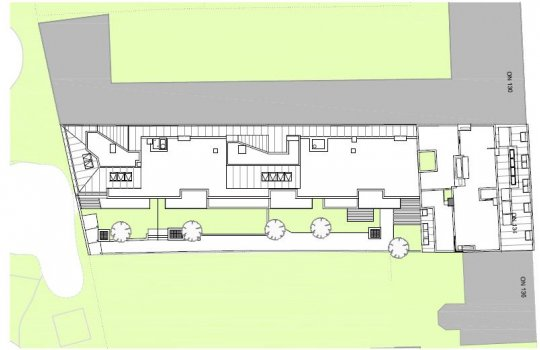 3D Visualisierungen, 3D Renderings, Immobilien-Projekt Dirmhirngasse 134 Wien 1230 :: Immobilien-Promotion