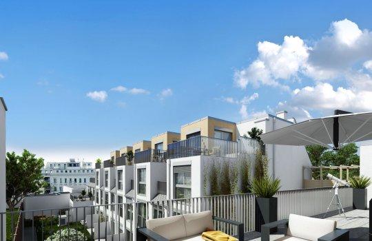 JP Immobilien & Bauträger Handler :: Immobilienprojekt Schickgasse, 1220 Wien