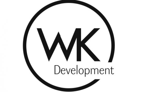 WK Development GmbH :: Logo-Gestaltung, neue Unternehmenswebseite und Gestaltung aller Kommunikationsunterlagen