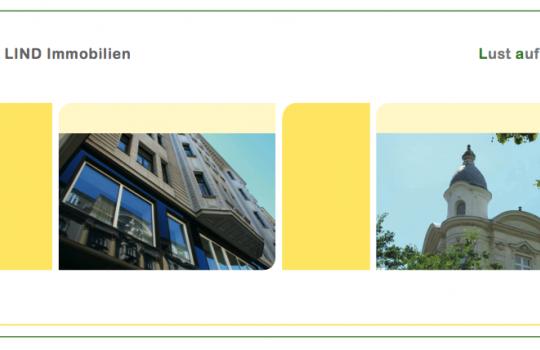 Immobilien Akquisekonzept für LIND Immobilien :: Immobilien-Promotion