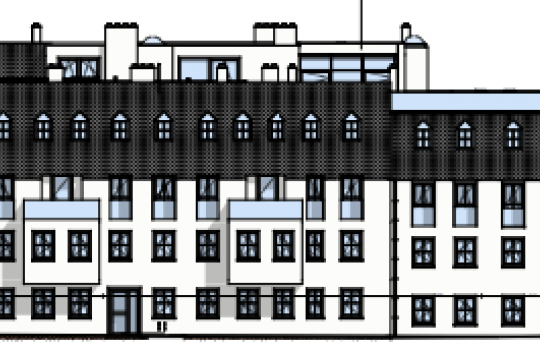 JP Immobilien :: Immobilienprojekt Wiener Straße :: 3D Visualisierungen