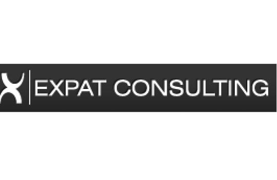 EXPAT Consulting neue Website für das Unternehmen und Gestaltung aller Image-Unterlagen