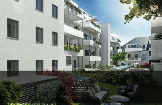 Carre Schaumburg :: CS :: für BIP Immobilien, Schaumburgergasse 1-3, 1040 Wien