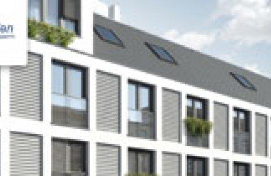 Real Estate Marketing, Image-Folder, 3D Rendering, Visualisierungen für A.M.T. Immobilien