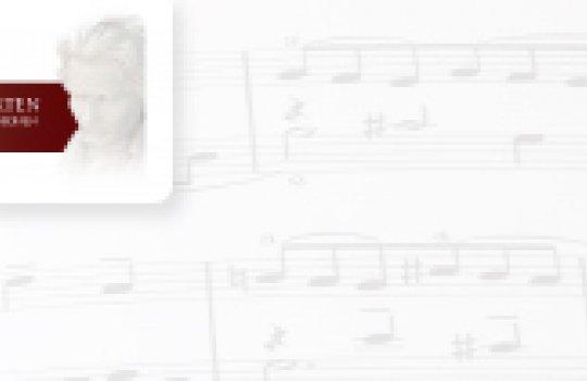 Werbeunterlagen, Website und Video- und DVD-Produktion für Beethovens Garten