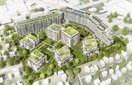BUWOG :: Immobilienprojekt Sagedergasse 21A, 1120 Wien