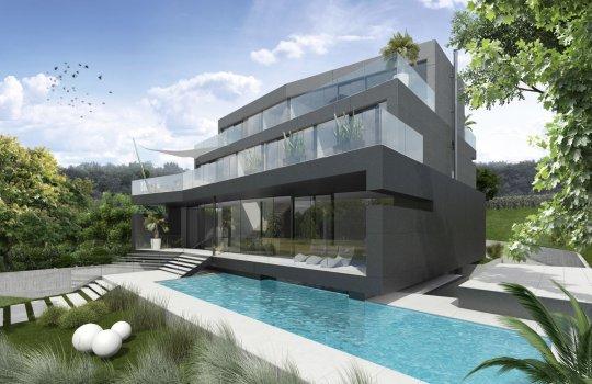 Wohnimpuls: Neubau Villa Pacassistraße
