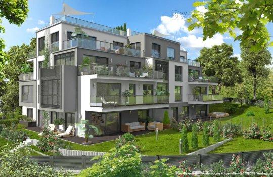 Immobilienmarketing, Markenentwicklung, Verkaufsfolder, Projektwebsite, 3D Visualisierungen, Architektur in 3D, 3D Video, 3D Innen-Design.