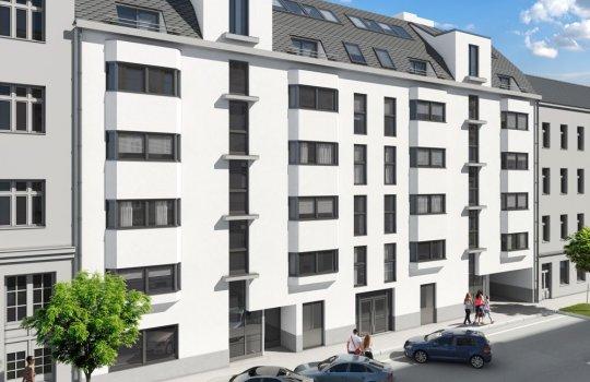 3D Visualisierungen Wien, Renderings, Architektur in 3D, Immobilien-Promotion