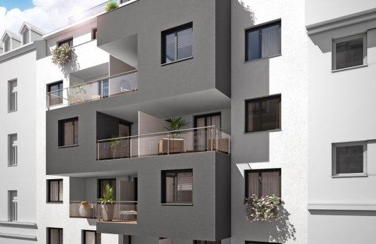 WK Development :: Projektentwickler Immobilien-Projekt Herbststrasse