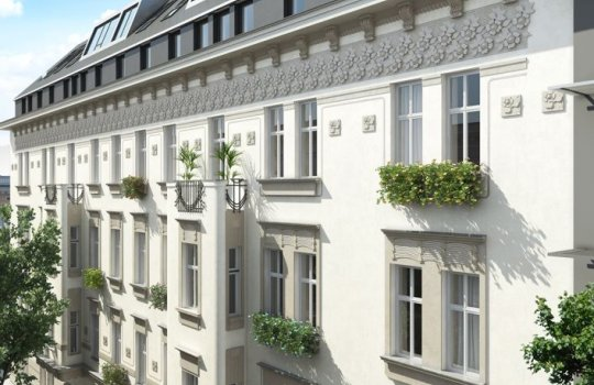 WK Development: Immobilienprojekt Breitenseerstrasse 82 :: Real Estate Marketing