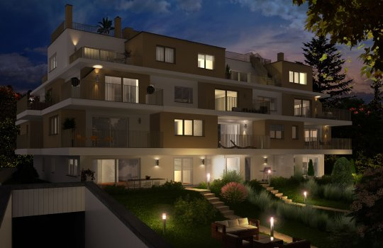 DEBA Bauträger :: Immobilienprojekt Engilgasse 1160 Wien