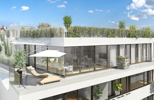 Projekt LUX :: Neusiedler Straße 7-9, 2340 Mödling