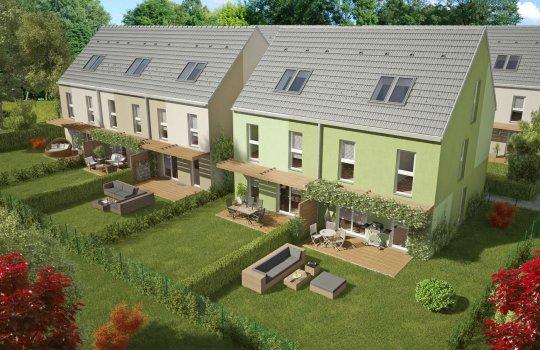 Lehner & Trompeter > Immobilien-Projekt Wendlinger Straße 30, Deutsch Wagram