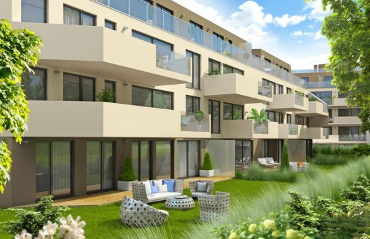 VIDEO, 3D Architekturvisualisierung, Immobilien Rendering`s, Image-Projektvideo, Immobilien-Promotion