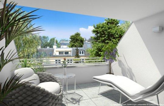 Real Estate Marketing Verkaufsfolder, Übergabemappe, 3D Renderings, Projekt-Website :: Immobilien Promotion