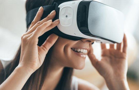 VR Virtual Reality Brille :: 360-Grad 3D Besichtigung in bester 4K Qualität