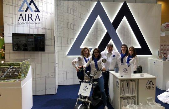 Gewinnspiel AIRA e-Scooter