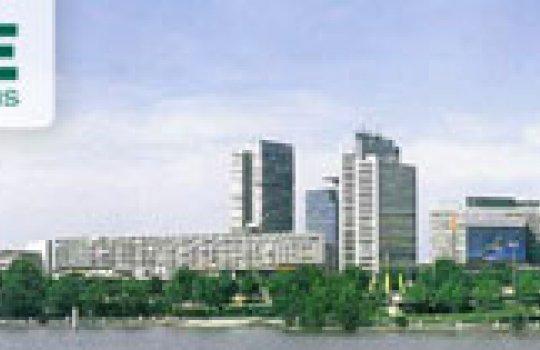 Mediaplan für CBRE Immobilien-Promotion Wien