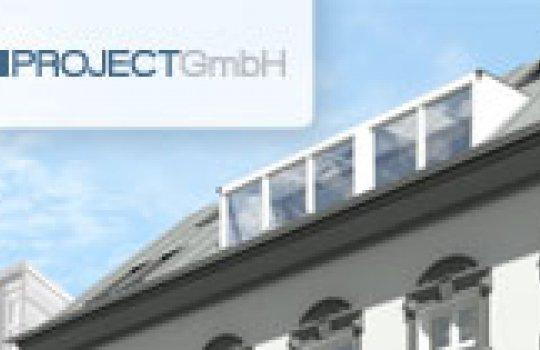 Immobilienmarketing, Projektfolder, 3D Visualisierungen, Logogestaltung, Layout, Druckproduktion