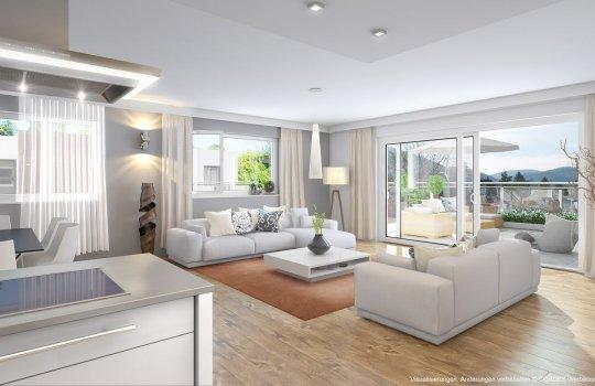 3D Innen-Design, 3D Visualisierungen Wien, Renderings Innen und Außen