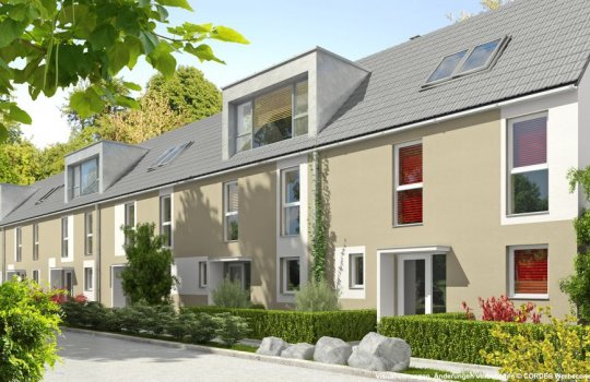 Immobilien-Projekt aktuell 3D Visualisierungen für Stadlweg 42