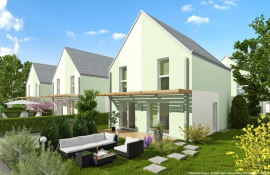 3D Visualisierungen, Renderings, Immobilien-Projekt Traiskirchen, 3D Werbeagentur Wien