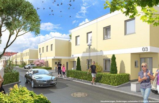Immobilien-Werbe-Agentur, 3D Visualisierung-en, 3D Rendering, Immobilien-Promotion, 3D Luft-Perpsektiven