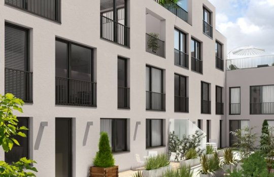 3D Renderings, Architektur in 3D, 3D Agentur Wien, Immobilien-Promotion