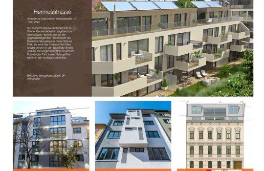 Web-Design, Programmierung, Website Umsetzung, Neuthal Bauträger, Neuthal Beteiligungs-Ges.m.b.H