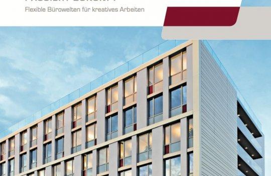Logogestaltung, Verkaufs-Image-Folder, WEB-Sreendesign, Gewerbeimmobilie, Projekt SOLARIS, Real Estate Marketing Wien