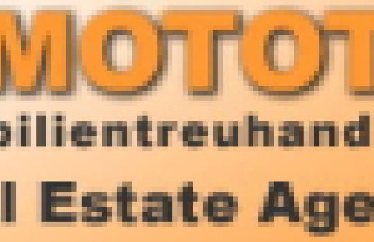Image-Übergabe-Mappe, Image-Folder für IMMOTOTAL Real Estate Marketing Agentur