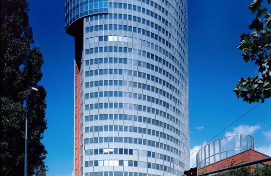 CBRE Media-Plan 2014 für das Objekt :: Florido Tower :: Büros zu vermieten