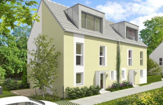 3D Werbe-Agentur Wien, 3D Renderings, 3D Immobilien Groß Enzersdorf