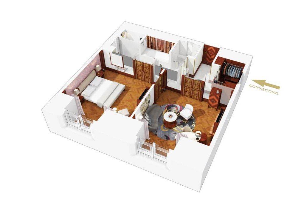 Suite 3D Grundrisse