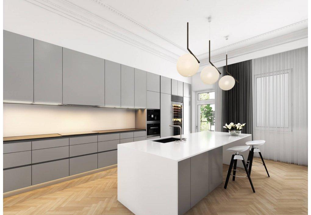 3D Küche Visualisierung